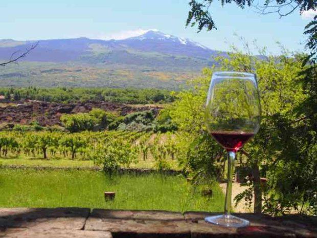 世界遺産エトナ山のワイナリーをめぐる旅