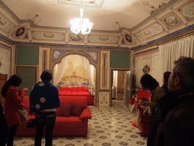 2日目PM:貴族の荘園でオリーブオイルセミナー