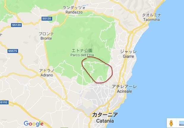 エトナ山噴火の影響 シチリア現地情報とカターニャ空港